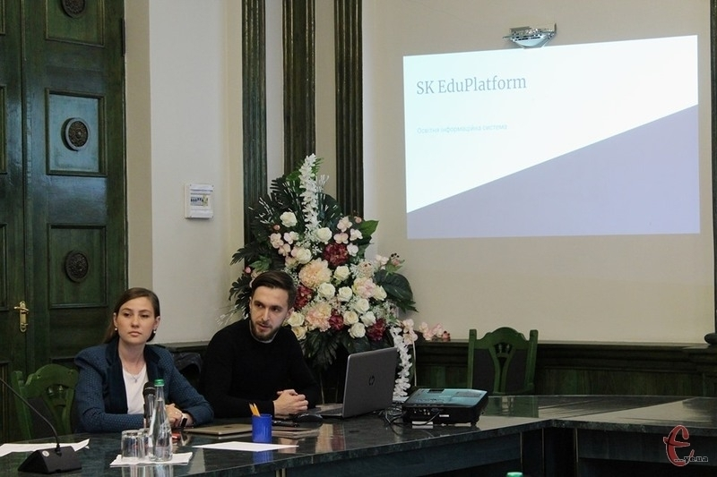 Деякі із презентованих програм уже працюють у Львові