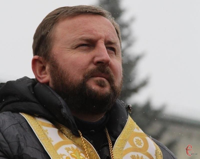 Іван Данкевич є головою благодійного фонду «Карітас»