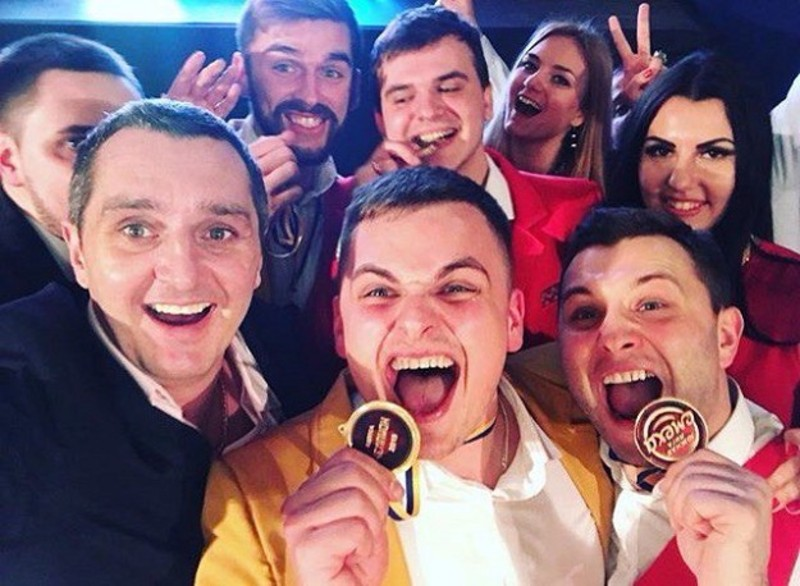 Хмельничани посіли друге місце на чемпіонаті гумору
