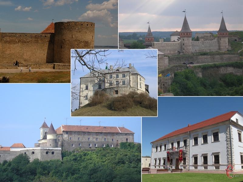 Ми підібрали п'ять добре збережених чи відновлених замків у різних регіонах України