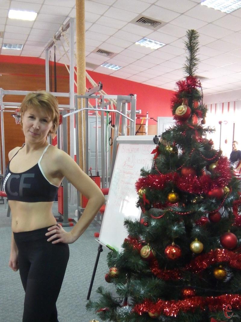 За два місяці тренувань і раціонального харчування я позбулася 4-х кілограмів