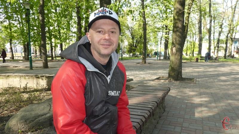 Андрій Захарко каже, українські музиканти відправляться до Дрездену в червні, а німецькі гості приїдуть на Хмельниччину наприкінці серпня.