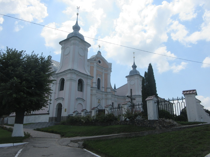 Табличками радянського зразка ознакована в місті лише одна пам'ятка – костел святого Йосипа