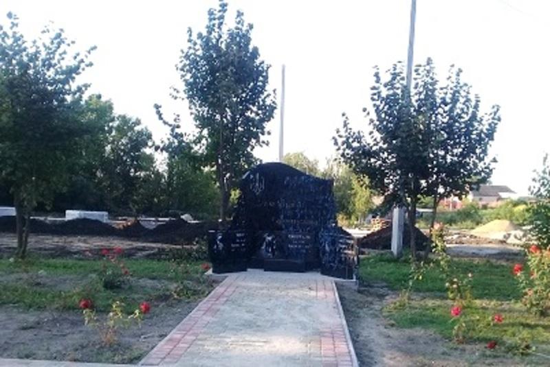 На встановлення пам'ятника Героям АТО зібрали понад 50 тисяч гривень
