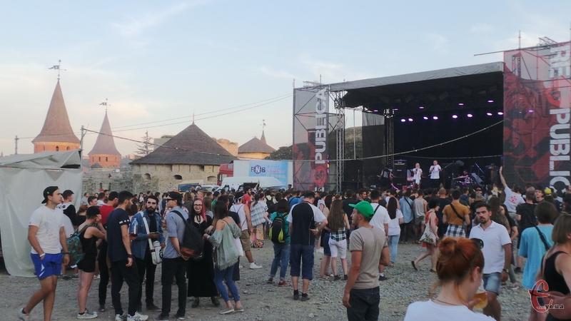 Фестиваль зібрав тисячі людей