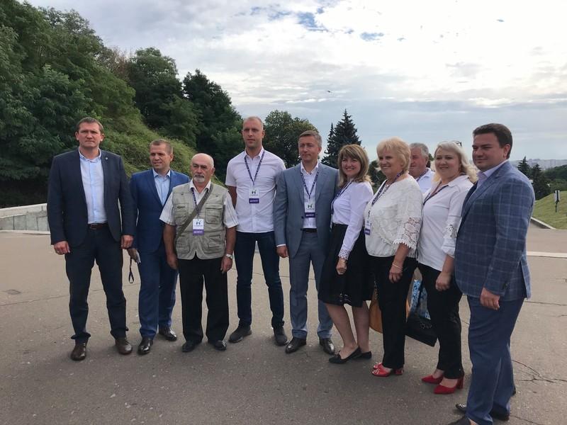 У столиці відбувся Всеукраїнський з'їзд політичної партії «За Майбутнє»