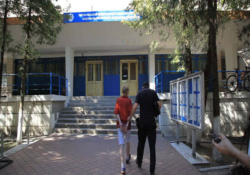 Власник «Славути» відійшов на декілька хвили і залишив дверцята відчиненими
