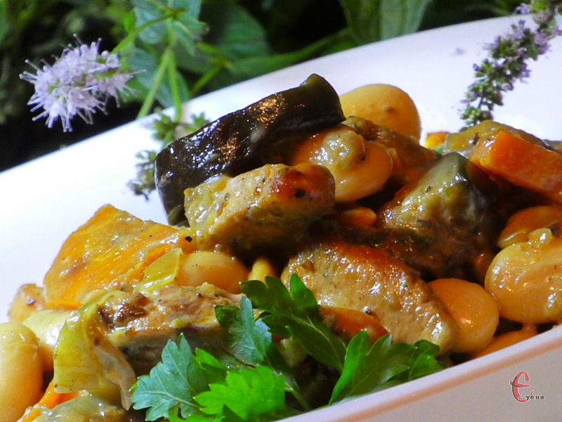 Дуже проста й смачна страва, при цьому без грама картоплі!