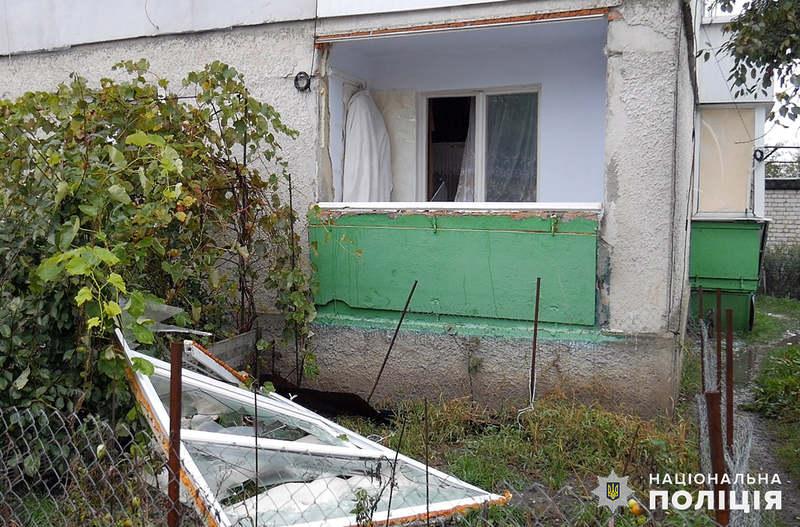На Хмельниччині через порушення вимог пожежної безпеки стався вибух у багатоквартирному будинку