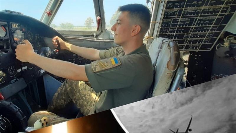 Посмертно Костянтина Зибюка нагородили медаллю «За військову службу Україні»