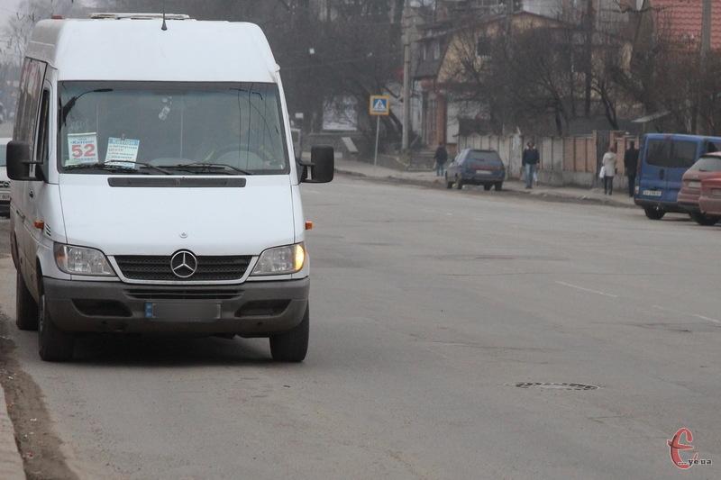 Вже 23 березня маршрутки в Хмельницькому можуть не вийти на рейс