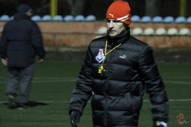 Олександр Алієв вважає свою роботу в ФК Хмельницький новим викликом в його житті