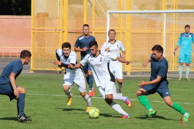 У 19 матчах чемпіонату області Агробізнес забив 101 гол, а пропустив лише 5