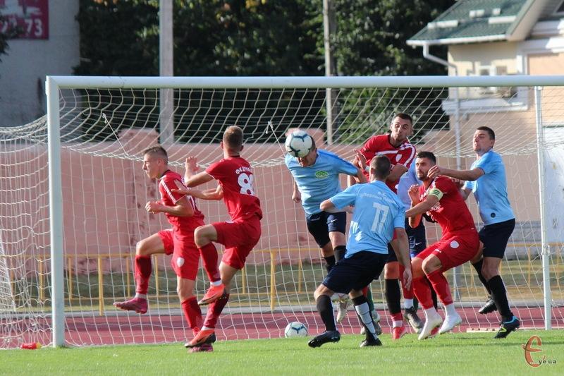 Останній тур чемпіонату Хмельницької області з футболу має пройти 7 листопада