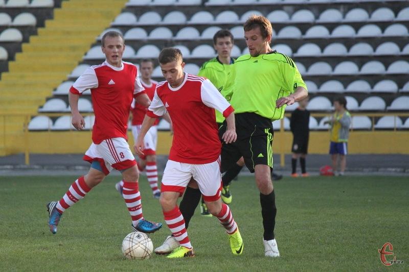 5-6 вересня в чемпіонаті Хмельницької області з футболу пройдуть матчі 7 туру