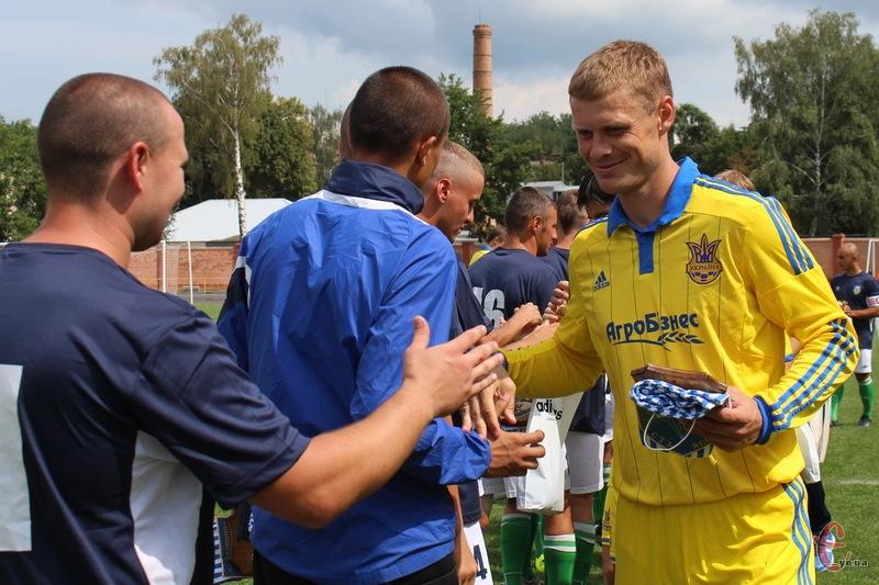 Агробізнес Андрія Донця може достроково стати чемпіоном області з футболу