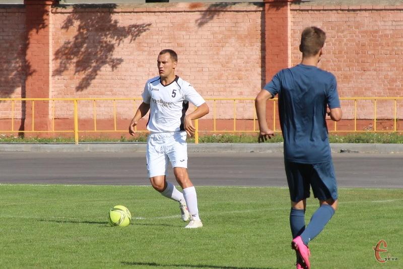 Сергій Атласюк відзначився за Агробізнес-2 в матчі проти старокостянтинівського Случа