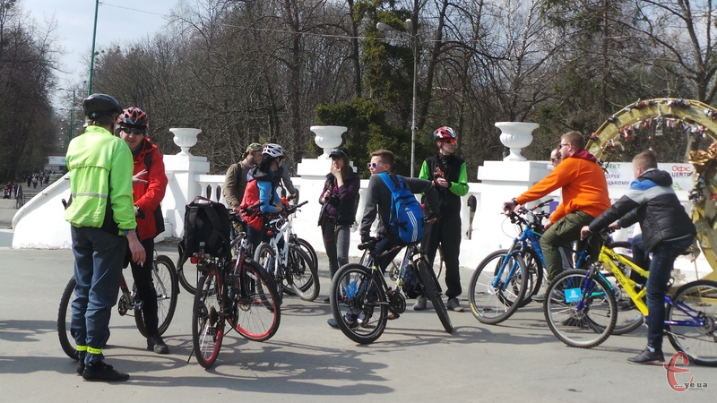 Велосипедисти задоволені тим, що прийняля Програму розвитку велоінфраструктури