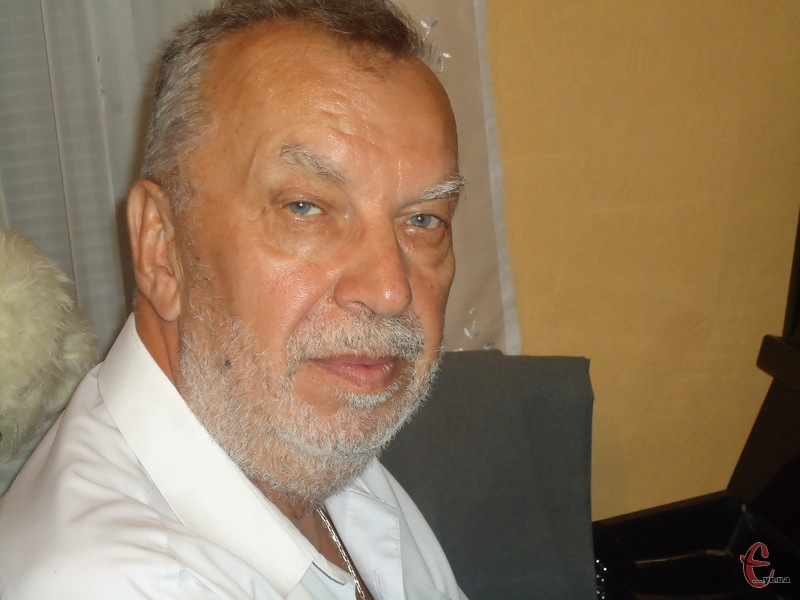 Петро Слободянюк відзначив свій 70-річний ювілей