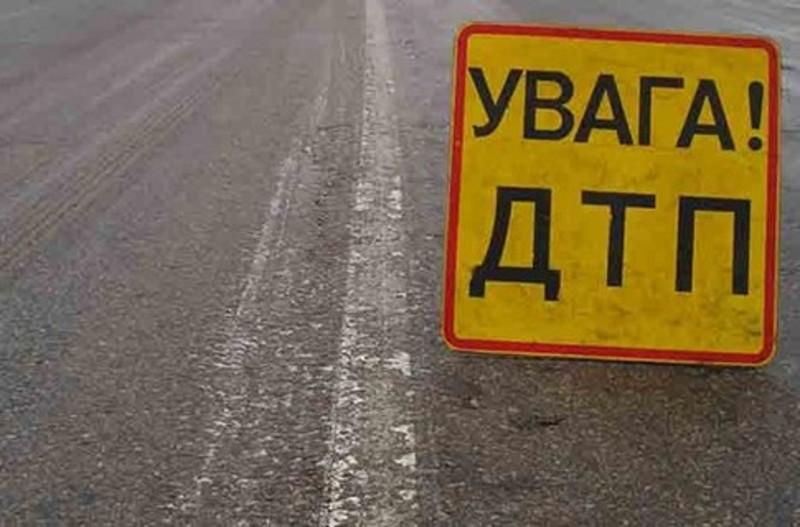 На автодорозі «Житомир — Чернівці» сталася ДТП