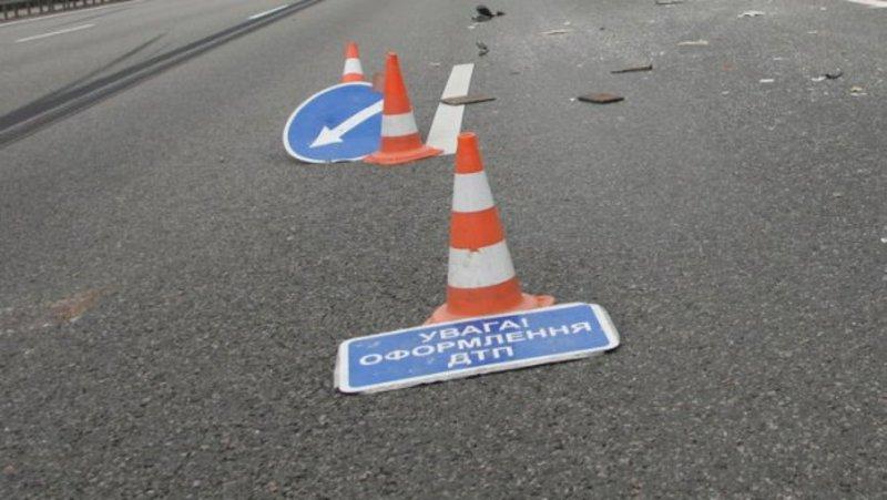 У потрійній аварії постраждав один водій