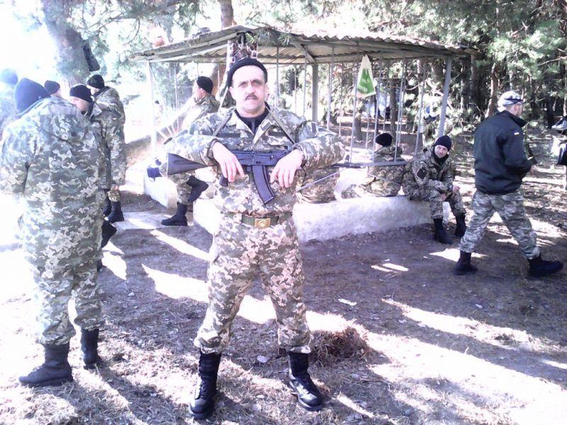 Боєць АТО загинув у п\'ятницю, 13 листопада