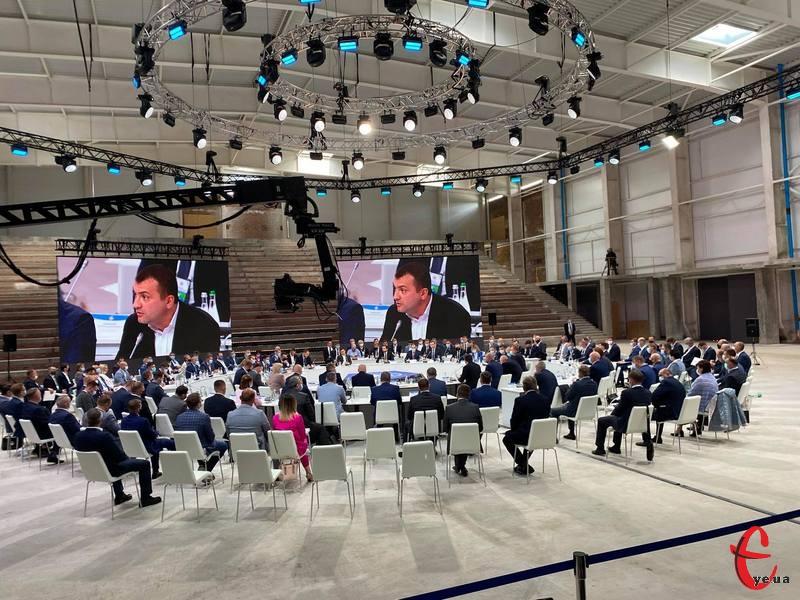 Олександр Симчишин виступив на Конгресі
