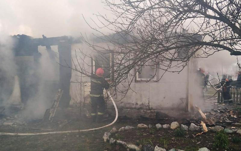 У Шепетівському районі пожежа в житлового будинку призвела до загибелі