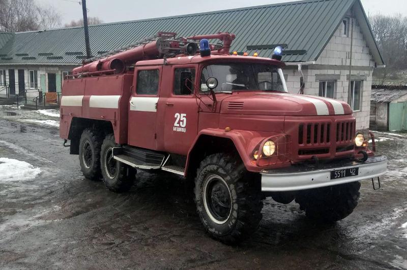 Рятувальники до гасіння пожежі не залучались