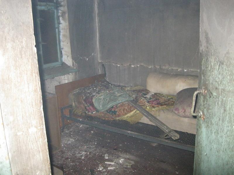 Двоє людей загинули під час пожежі