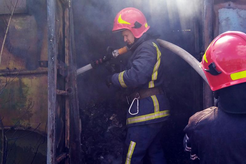Минулої доби в області сталося 15 пожеж