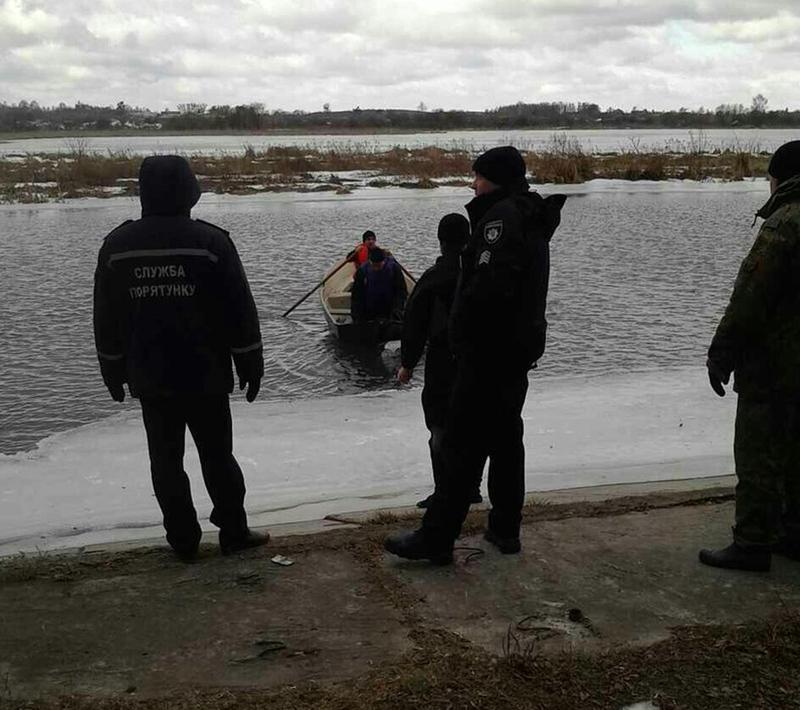 Рятувальники знайшли тіло чоловіка