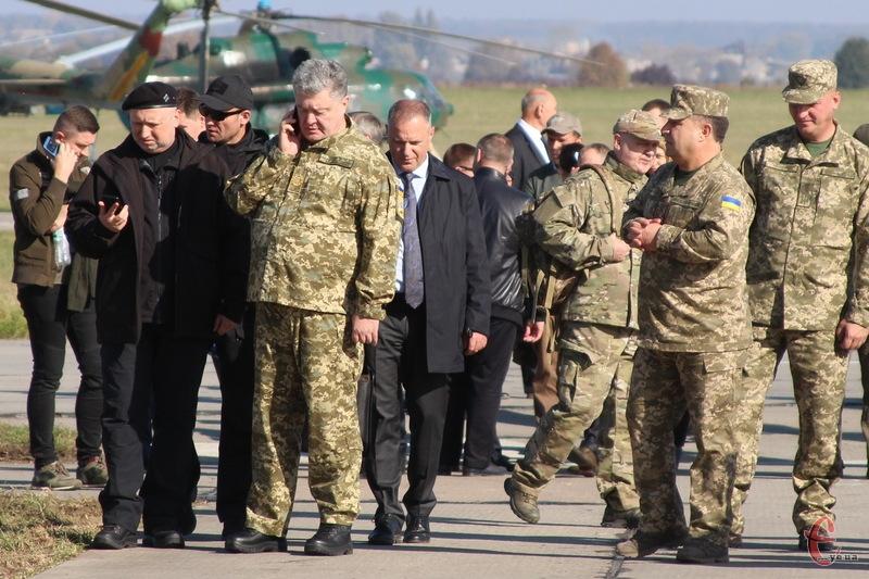 Через візит Президента України 20 березня в Хмельницькому будуть посилені заходи безпеки