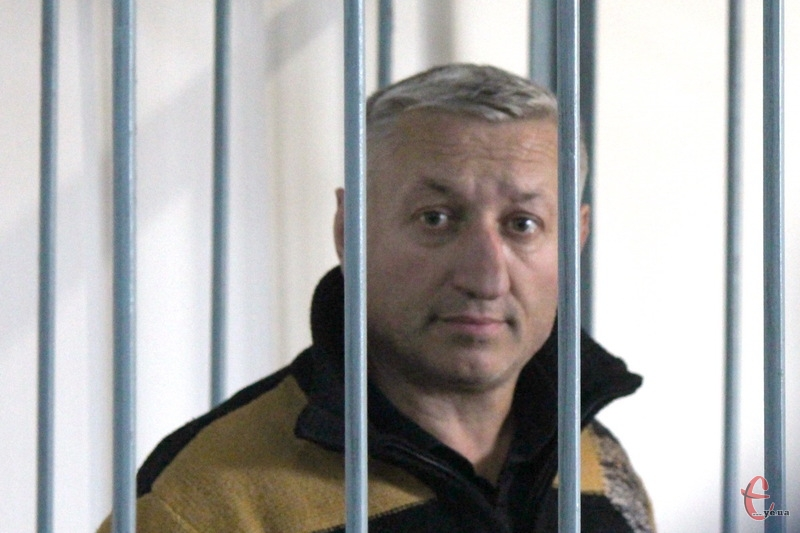 Михайло Хабаль вийшов на волю під заставу в 400 тисяч гривень