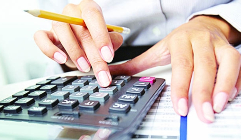 Нарахування з податку на прибуток по області зросла до 0,7%