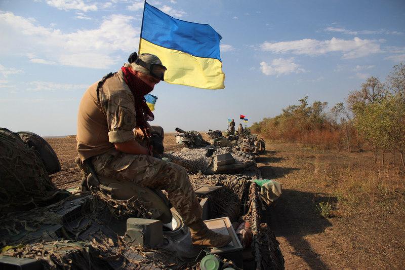14 березня відзначали День українського добровольця