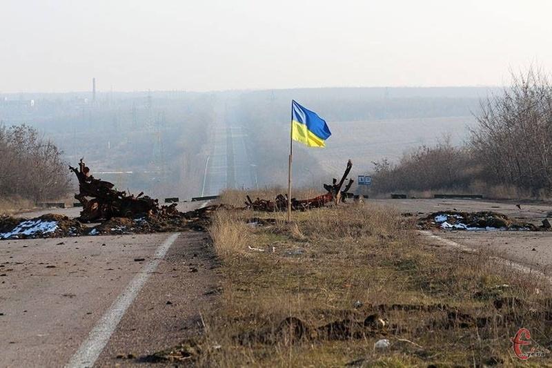 У неоголошеній війні на сході України знову втрати...