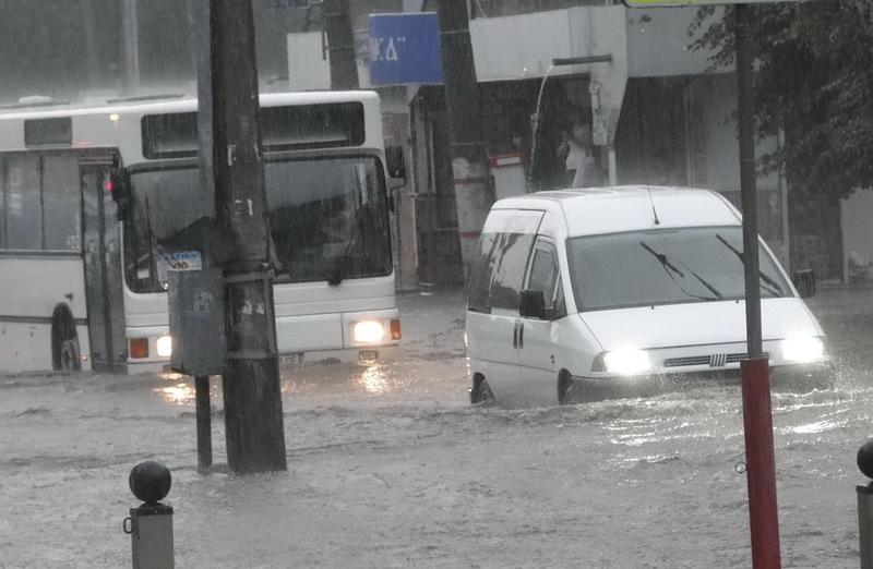 14 червня вулиці Хмельницького підтопило...
