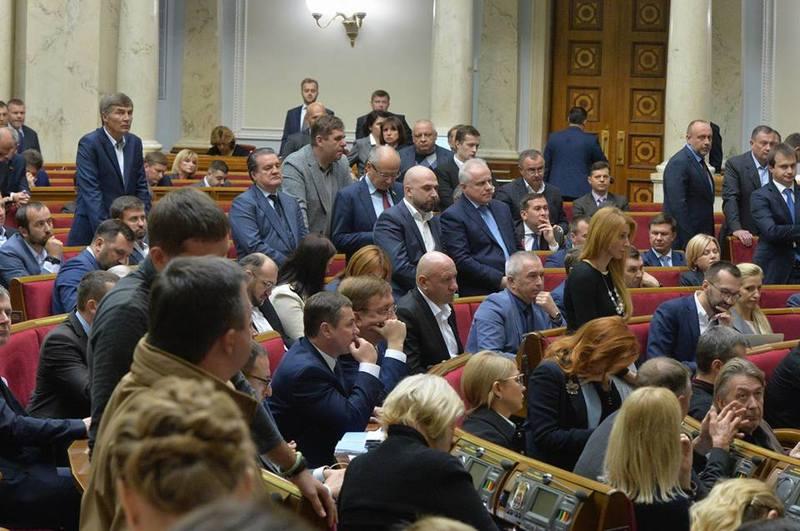 У парламенті сьогодні вирували пристрасті