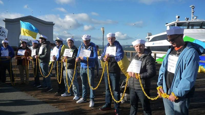 У багатьох країнах світу відбуваються акції на підтримку українських полонених із вимогою до Кремля звільнити їх