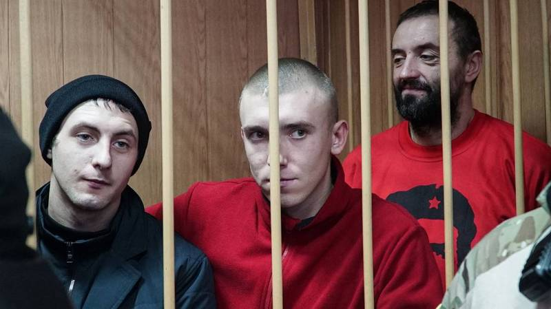 Українських моряків продовжують утримувати в московських тюрмах
