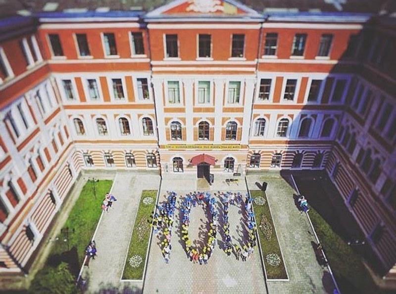 Перші 100 років успіху – під таким гаслом святкував сьогодні сторіччня Кам'янець-Подільський національний університет