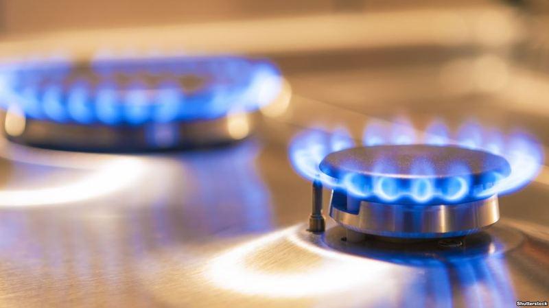 Споживачам, які не мають газового лічильника, встановили нові норми споживання газу