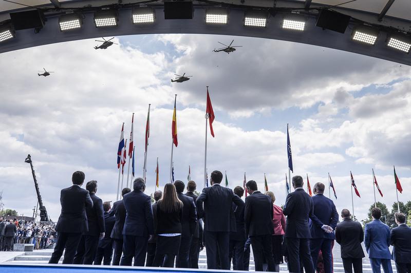 Одна з найголовніших новин дня - заклик лідерів країн НАТО до Росії