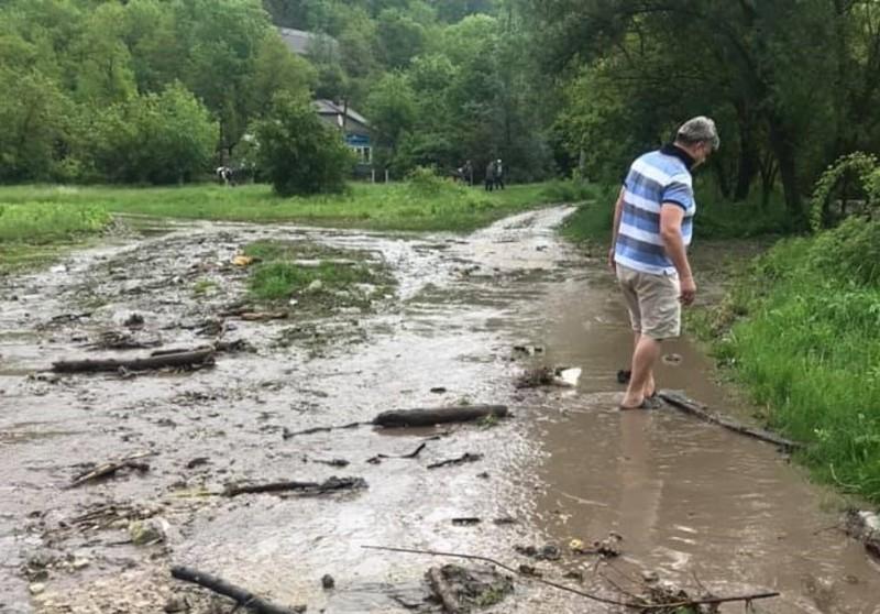 У Дунаєвецькому районі негода наробила чимало лиха