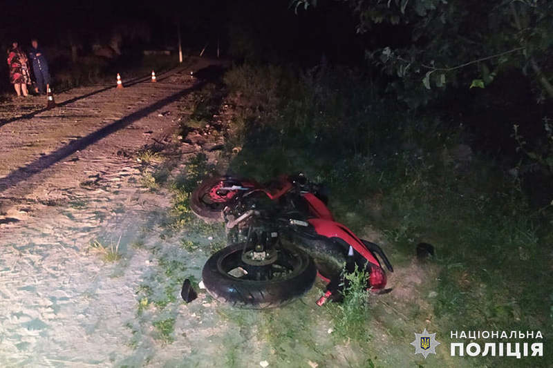 Правоохоронці встановлюють усі обставини аварії, яка сталася на Білогірщині