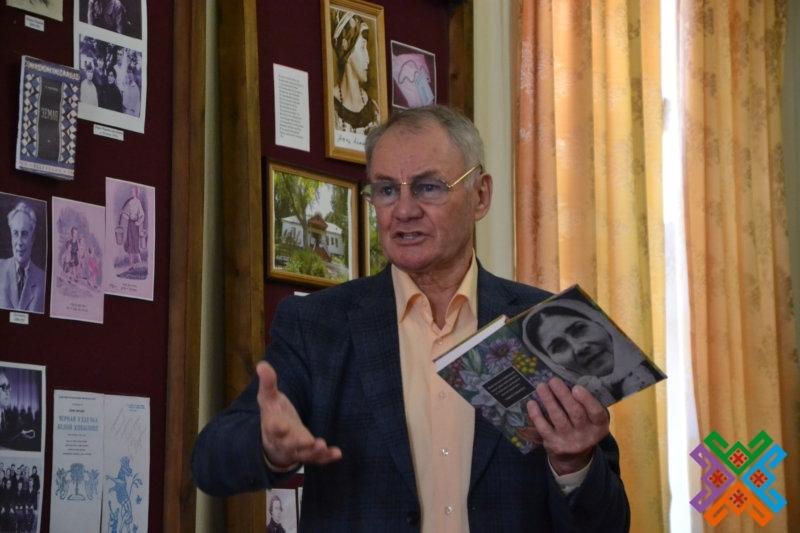 Володимир Яворівський презентував свій новий роман «У мене вечеряв Ісус. Княгиня Ольга – велика грішниця, яка стала святою