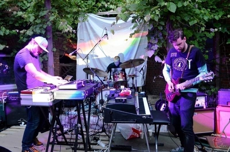 «Arms And Sleepers» презентували у Хмельницькому новий альбом