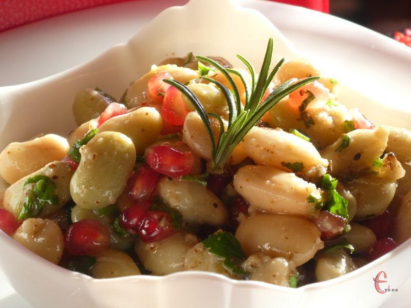 Дуже цікаве поєднання інгредієнтів, яке притаманне грузинській кухні.