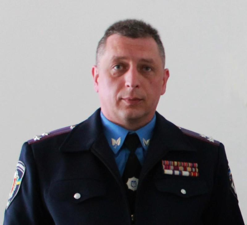 Полковник поліції Іван примак очолив Південно-Західне відділення